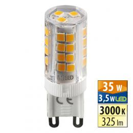 McLED LED capsule 3,5 W G9 3000 K 360 °