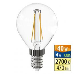 McLED LED kapka Classic 4 W E14 2700 K 360 °