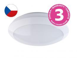 ZEUS LED S pøisazené stropní a nástìnné kruhové svítidlo | 16W, radar sensor, PANLUX PN32300004