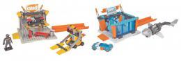 Mega Bloks Hot Wheels mall hrací set ASST Mega Bloks