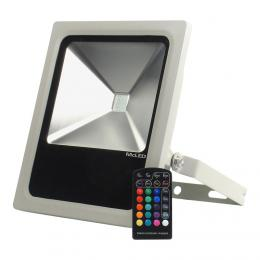 McLED LED reflektor Orion, RGB RF, 60 W
