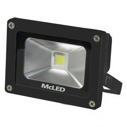 McLED LED reflektor Troll 10 èerná, 4000K, 700lm, 10 W, ML-511.500.17.0