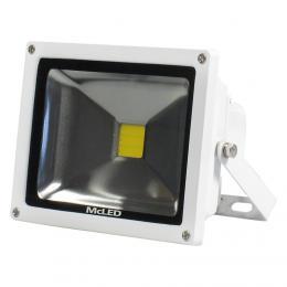 McLED LED reflektor Troll 30 bílá, 4000K, 2350lm, 30W, ML-511.511.17.0  - zvìtšit obrázek