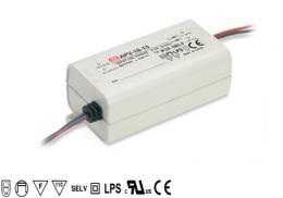 Napájecí zdroj Mean Well 16W 12V APV-16-12V-IP30-MW