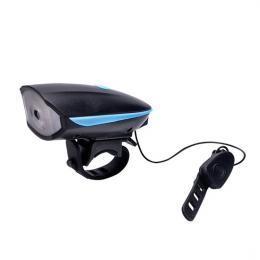 Solight LED nabíjecí cyklo svìtlo, 250lm, klakson, Li-ion, WN28