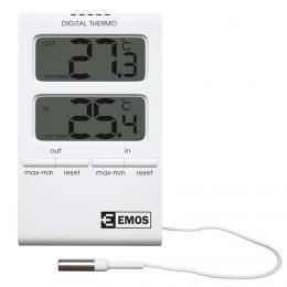 Teplomìr digitální drátový 02101, EMOS E2100