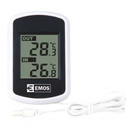 Teplomìr digitální drátový E0041, EMOS 2603013000