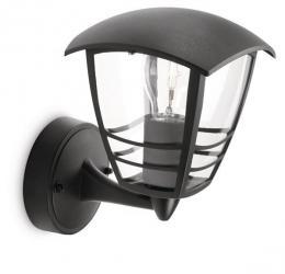 Philips Creek 15380/30/16, Venkovní nástìnná lampa 1x60W E27