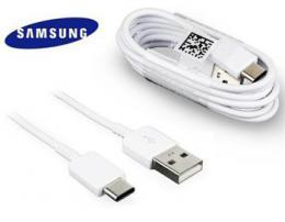 EP-DN930CWE Samsung Type-C Datový Kabel White (Bulk)