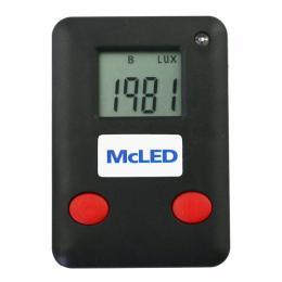 McLED Digitální luxmetr, rozsah 0-2000 lx, 61x42x9 mm, ML-811.001.24.0