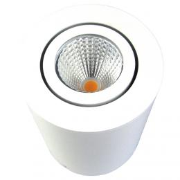 McLED LED pøisazené svítidlo Sima S9, 9 W 2700 K, 24 °, ML-416.019.33.0