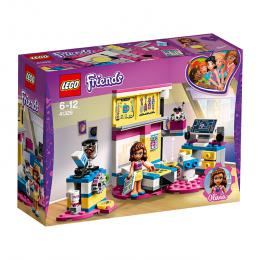 Olivia a její luxusní ložnice LEGO Friends 41329