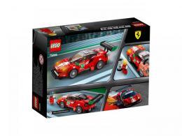 Ferrari 488 GT3 Scuderia Corsa LEGO SPEED FERRARI 75886