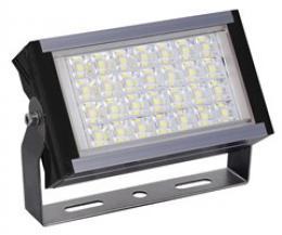 Solight LED venkovní reflektor Pro+, 50W, 5500lm, AC 230V, èerná, WM-50W-PA