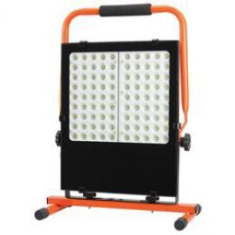 Solight LED venkovní reflektor se stojanem, 100W, 8500lm, kabel se zástrèkou, AC 230V, WM-100W-FES
