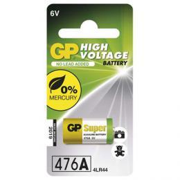 Alkalická speciální baterie GP 476AF - 4LR44, 1 ks blistr, B1303 EMOS