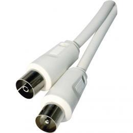 Anténní koaxiální kabel stínìný 5m - rovné vidlice EMOS SD3005