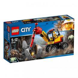 LEGO City Dùlní drtiè kamenù 60185