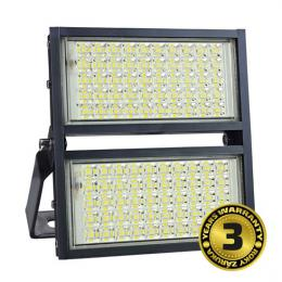 Solight LED venkovní reflektor Pro+, 100W, 11000lm, 5000K, AC 230V, èerná, WM-100W-P