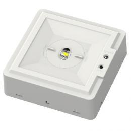 LED nouzové svítidlo Ecolite LEDA TL8011LX-LED, 2,8W, oválný svìtelný kužel
