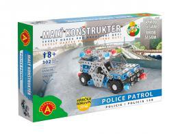 Policie 158 - malý konstruktér stavebnice