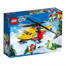 Záchranáøský vrtulník LEGO City 60179