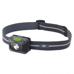 Èelovka GP PH14 na 3x AAA, 1x LED 3W + 2x rudá LED, EMOS P8560, 1451085600