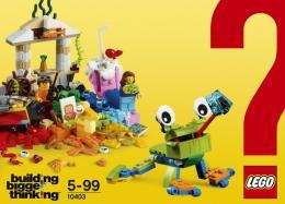 Svìt zábavy LEGO Building 10403