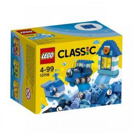 Modrý kreativní box LEGO Classic 10706