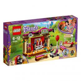 Andrea a její vystoupení v parku LEGO Friends 41334