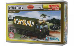 Tatra 815 MS 11 Czech Army 1:48 stavebnice Monti system