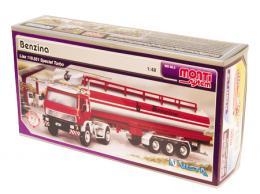 Model Liaz MS 8.3 Benzina v mìøítku 1:48 Monti system