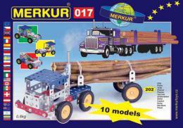 Stavebnice Merkur M 017 Kamion