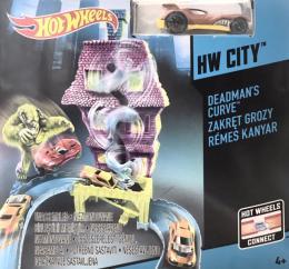 Hot Wheels City - Zatáèka mrtvého muže