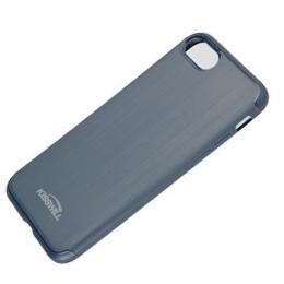 Kisswill TPU Brushed Pouzdro Blue pro iPhone X/XS