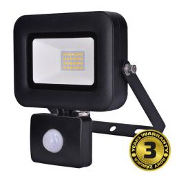 LED reflektor PRO se senzorem, 20W, 1700lm, 5000K, IP44, Solight WM-20WS-L