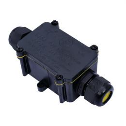 Vodìodolná propojovací krabièka IP68, 5-9/9-12mm, max 2,5mm2, Solight WW003