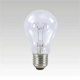 Žárovka AGR 240V A55 100W E27 CLEAR NBB 337005010 (POUZE PRÙMYSL)