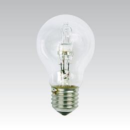 Halogenová žárovka CLASSIC ES 18W A55 230-240V E27 CLEAR NBB, 300100018