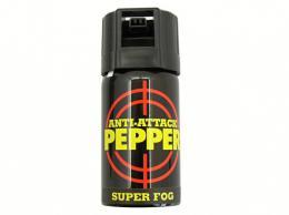 Obranný sprej pepøový Anti-Attack OC FOG 40ml PEPPER-FOG