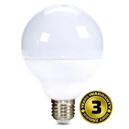 LED žárovka, globe, 18W, E27, 3000K, 270°, 1520lm, Solight WZ513