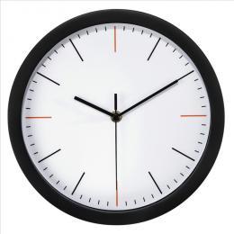Hama MaxR, nástìnné hodiny, 25 cm, tichý chod, bílé - zvìtšit obrázek