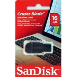 Flash disk SanDisk FlashPen-Cruzer Blade 16 GB