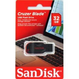Flash disk SanDisk FlashPen-Cruzer Blade 32 GB