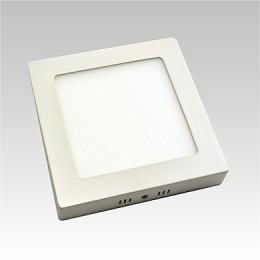 RIKI-P LED 230-240V 12W 3000K, bílé, 175x40mm IP40, NBB 253400060
