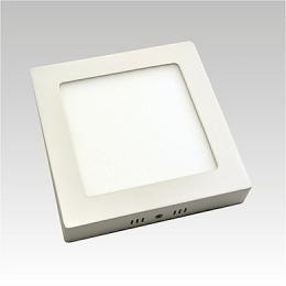 RIKI-P LED 230-240V 24W 3000K, bílé, 300mm IP40, NBB 253400072