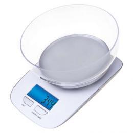 Digitální kuchyòská váha GP-KS021 bílá, EMOS EV016