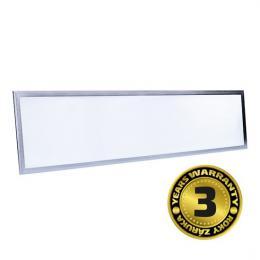 LED svìtelný panel, 40W, 4000lm, 4100K, Lifud, 30x120cm, 3 roky záruka, Solight WO13