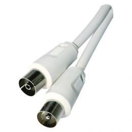 Anténní koaxiální kabel stínìný 7,5m - rovné vidlice, EMOS SD3007