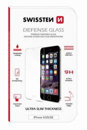 Ochranné temperované sklo Swissten Apple Iphone 5/5S RE 2,5D